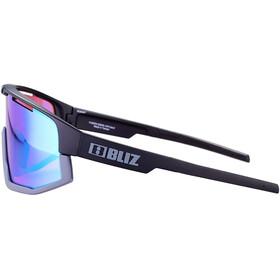 Bliz Fusion M12 Bril, matte black/matte grey/jawbone violet/blue multi nordic light